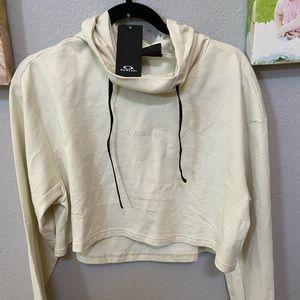 Oakley cropped hoodie